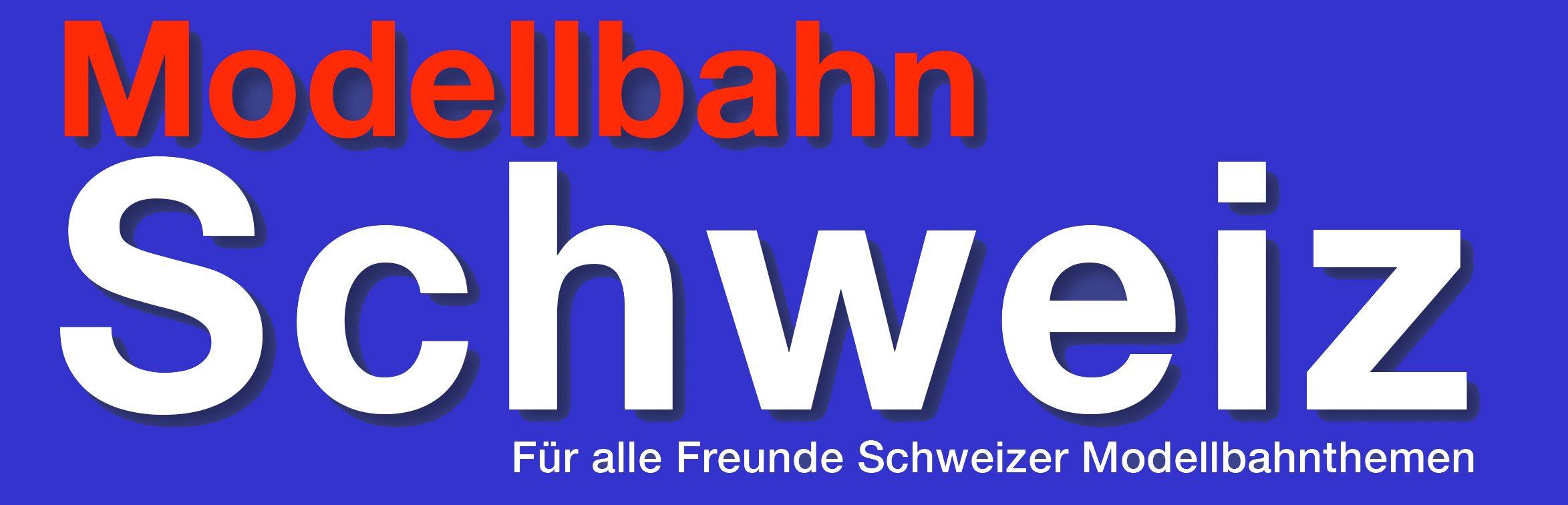 Modellbahn Schweiz
